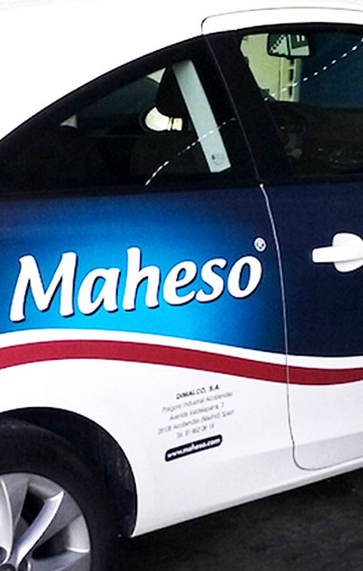 decoracion de vehiculos - maheso